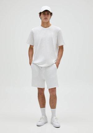 3 PACK - T-shirts basic - off-white