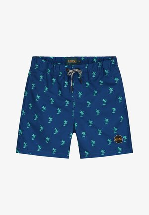 PALM - Swimming shorts - jeans blue