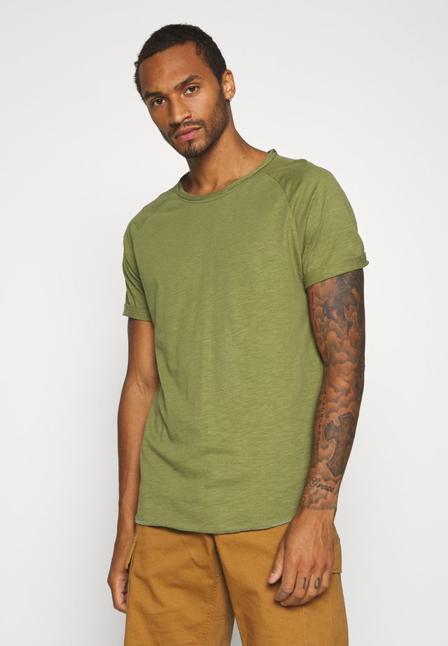 KAS TEE - T-shirt basic - loden green