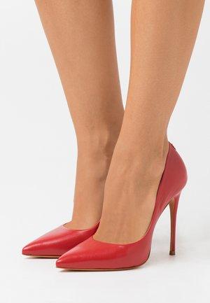 AELIA - Lodičky na vysokém podpatku - rouge