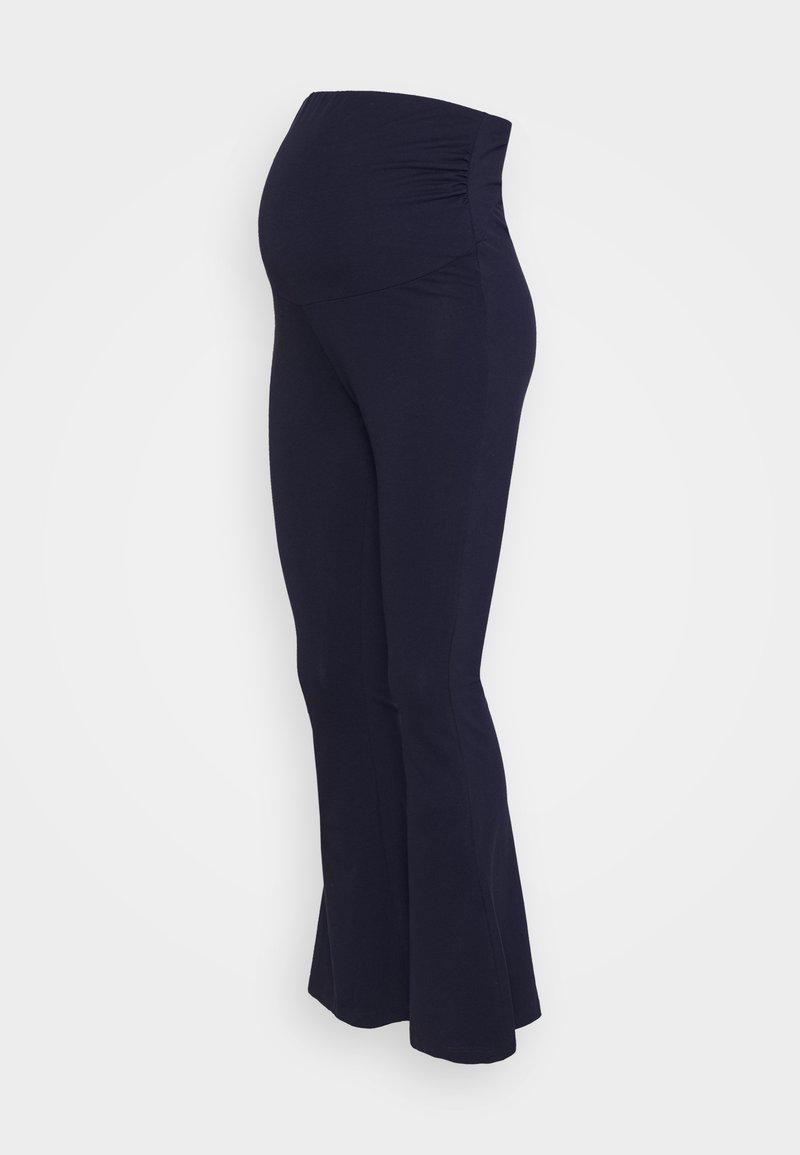 Anna Field MAMA - Leggings - Trousers - dark blue