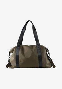 MAMALICIOUS - Baby changing bag - ivy green - 0