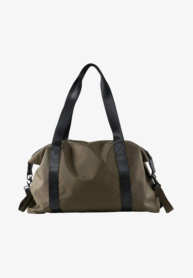 MAMALICIOUS - Baby changing bag - ivy green