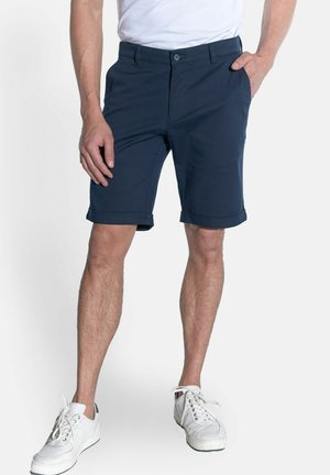 CHINO-SHORTS - Shorts - dunkelblau
