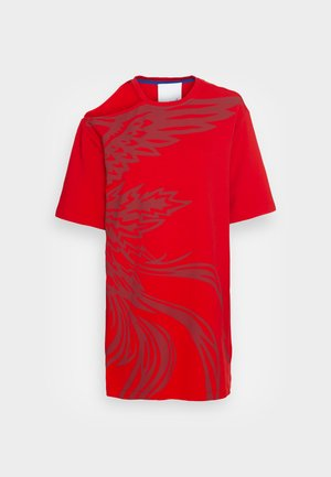 COMFY CULTURE - Kjole - red