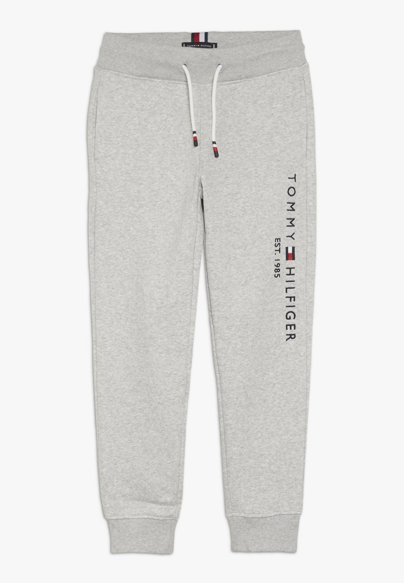 Tommy Hilfiger - ESSENTIAL - Tracksuit bottoms - grey