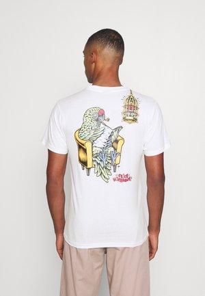WINKOWSKI BIRDCAGE UNISEX  - T-shirt print - white