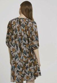 TOM TAILOR DENIM - Day dress - abstract monkey print - 2