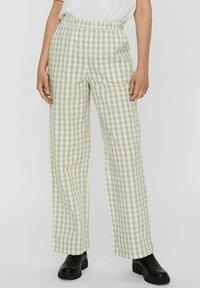 Vero Moda - Trousers - snow white - 0