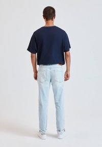 PULL&BEAR - Slim fit jeans - blue - 2