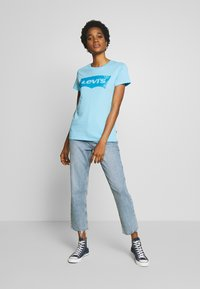 Levi's® - THE PERFECT TEE - T-shirts print - baltic sea - 1