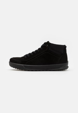 BYWAY - High-top trainers - black