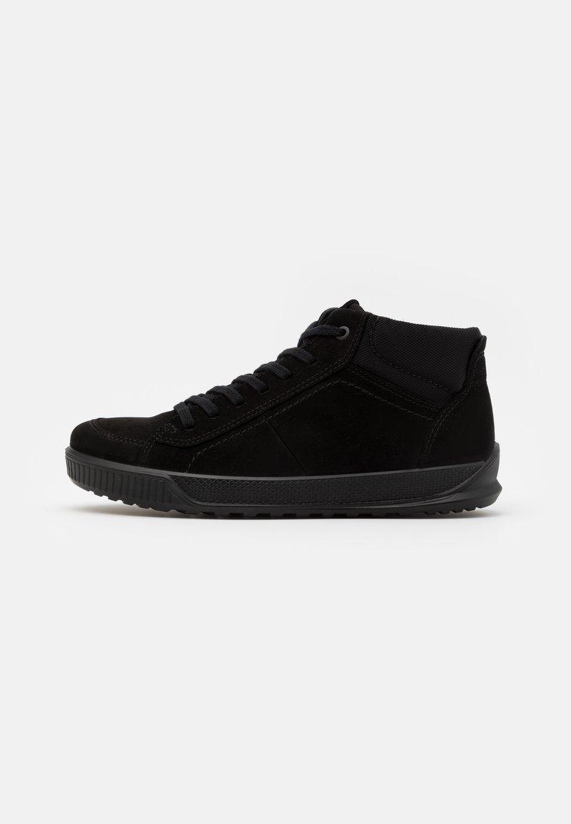 ECCO - BYWAY - Zapatillas altas - black