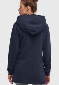 DreiMaster - Zip-up hoodie - marine - 2