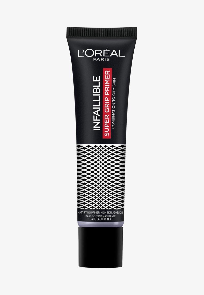 L'Oréal Paris - INFAILLIBLE SUPER GRIP PRIMER - Primer - transparent