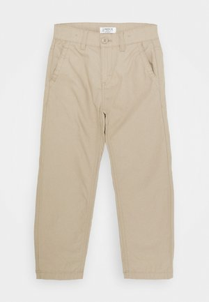 TEENS TROUSERS - Chinos - beige