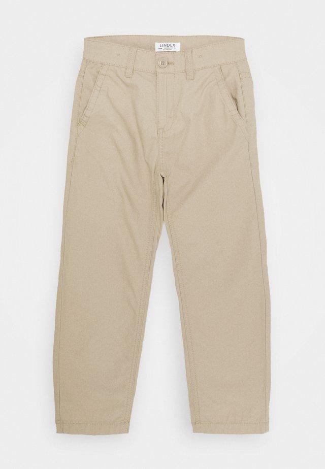 TEENS TROUSERS - Pantalones chinos - beige