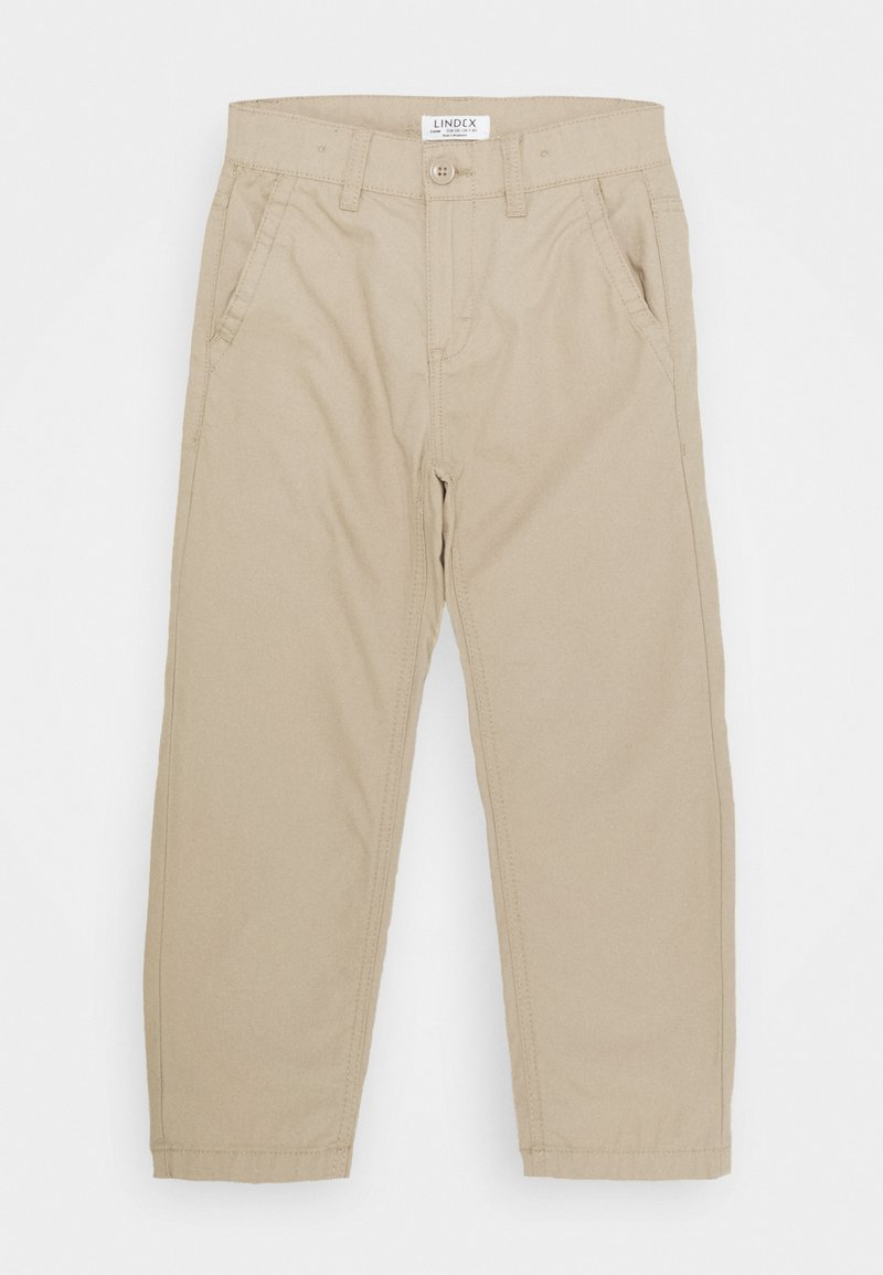 Lindex - TEENS TROUSERS - Chinos - beige