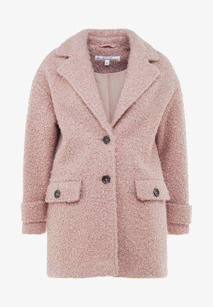 COAT - Abrigo - pink