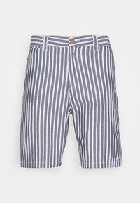 Brave Soul - ASHTON - Shorts - blue/light pink - 3