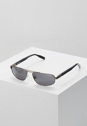 Solbriller - ruthenium/black/grey
