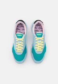 Puma - CRUISE RIDER SILK ROAD - Sneakers laag - viridian green/aquamarine - 5