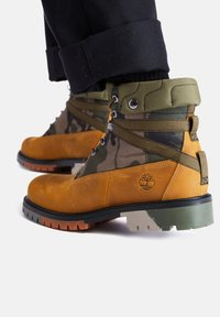 Timberland - Veterboots - wheat full grain