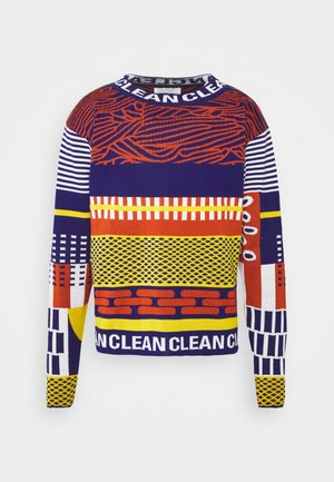 CLEAN - Strickpullover - multicolor