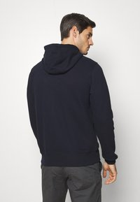 Tommy Hilfiger - SIGNATURE HOODED ZIP THROUGH - Mikina na zip - blue - 2