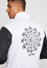 Vans - WINNER'S CIRCLE TRACK JACKET - Training jacket - black/white - 5