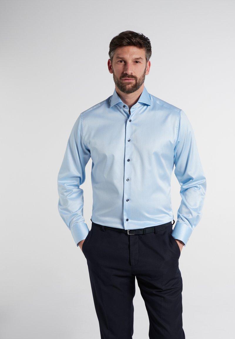 Eterna - MODERN  - Formal shirt - hellblau