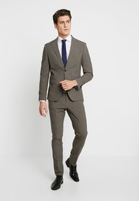 Lindbergh - PLAIN SUIT  - Puku - light brown - 1