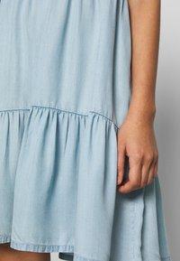Superdry - TINSLEY TIERED DRESS - Denim dress - indigo light - 6