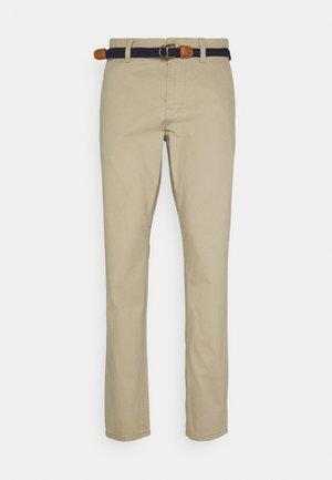 ONSWILL LIFE BELT - Chino kalhoty - chinchilla