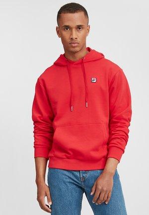 Hoodie - true red