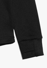 Hummel - HMLASK ZIP JACKET - Zip-up hoodie - black - 2