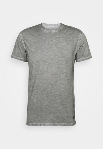 CLAYTON - Jednoduché triko - grey