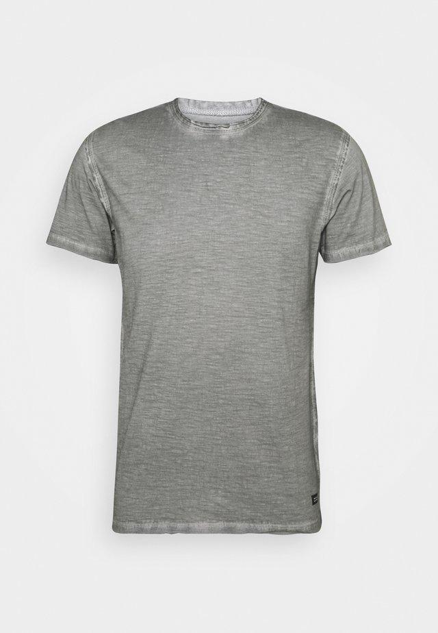 CLAYTON - T-shirt basic - grey