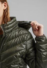 Esprit - Winter jacket - khaki green - 3