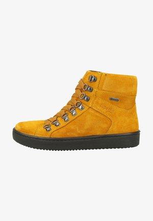 Sneaker high - gelb 6000