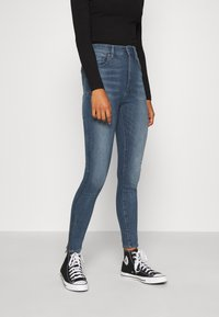 G-Star - SHAPE HIGH SUPER ANKLE  - Jeans Skinny Fit - antic faded zaffre restored - 0