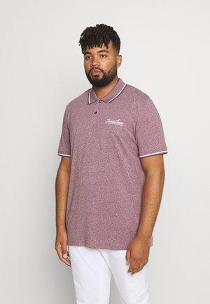 JORTONS - Polo shirt - catawba grape