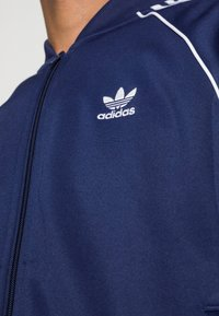 adidas Originals - Training jacket - night sky/white - 4