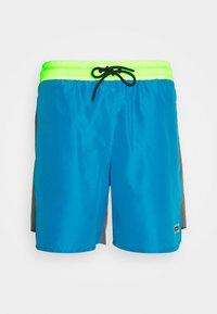 MSGM - BERMUDA SHORTS - Sports shorts - sky blue - 4