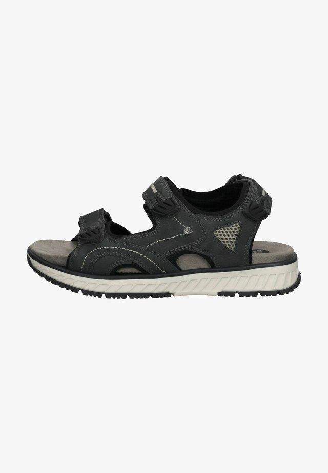 Walking sandals - dunkelblau