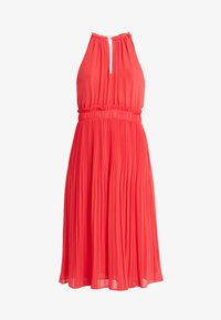 MICHAEL Michael Kors - CHAIN MIDI DRESS - Robe de soirée - sea coral - 4