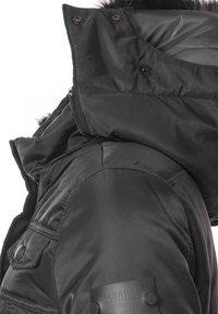 Navahoo - SCHÄTZCHEN - Winter coat - black - 4
