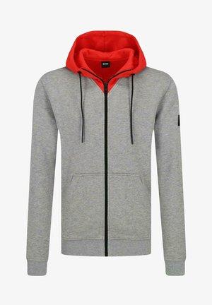 ZMAX  - Zip-up sweatshirt - open grey