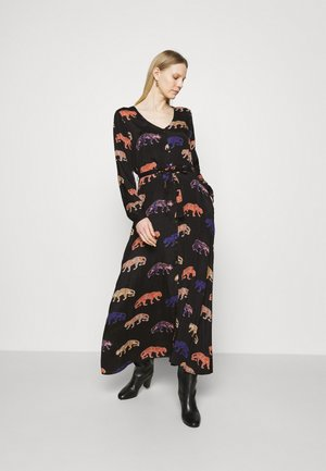 SHEETA DRESS - Maxi dress - black