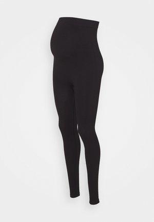 MLRUBY SEAMLESS - Leggings - Trousers - black